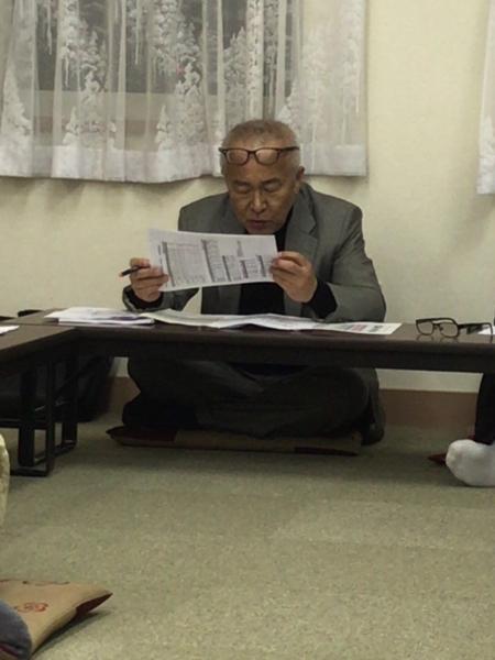 渋谷としあきの活動 ~桜町町内会総務部長~